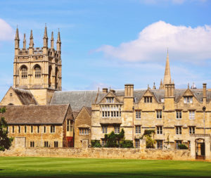 Merton College, Merton Chapel, Merton field, Oxford, Oxfordshire, England, UK, Western Europe.